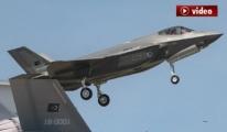 Türkiye'nin İlk F-35A Savaş Uçağı Havalandı!video