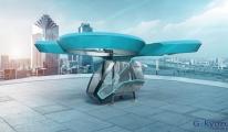 Türkiye'nin ilk milli uçan araba projesi olan Cezeri