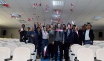Türkiye ve Avrupa'nın İlk Gyrocopter Kadın Pilotu NEÜ'de