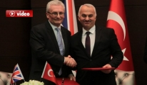 Türkiye ve İngiltere Ortak Savaş Uçağı Üretecek