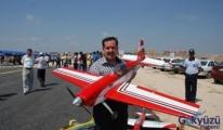 Türkiye'nin En Büyük model Uçak Pisti Açıldı
