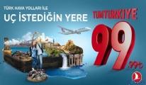 Türkiye'nin her yerine 99.99 TRY!