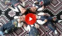 Türkiye'nin İlk Beşizleri Büyüdü Süte Su Karıştı