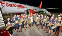 Türkiye'nin ilk Boeing 737 MAX 8'i Antalya'da!video
