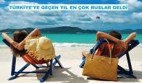 Türkiye'ye gelen turistler ile ilgili veriler açıklandı ...