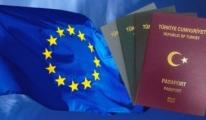 'Türklere vizesiz Avrupa'