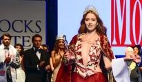 Tutku Aygan, mankenler kraliçesi seçildi
