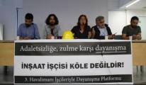 Tutuklu 3. Havalimanı işçileri için 'Dayanışma Platformu' kuruldu!