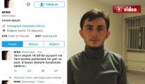 Twiter Bombacısı Havalimanında Yakalandı