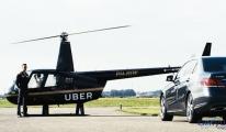 Uber Copter ABD'de uçuşlara başlıyor!
