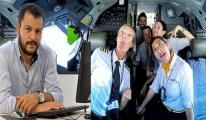 Uçağı kadın pilotların uçurması tehlikeli mi?