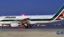Alitalia Uçağı İstanbul'a acil iniş yaptı
