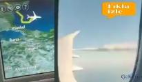 Uçak İstanbul Havalimanı'na acil iniş yaptı!