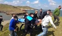 #Uçak kaza kırıma uğradı, 2 pilot sağ kurtarıldı