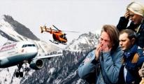 Uçak Kazasında hayatını kaybedenlerin kimlikleri tespit edildi.