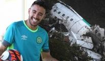 Uçak Kazasından Kurtuldu, Sahalara Döndü