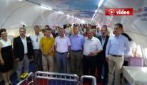 Airbus A 340 Uçak Restoranı Hizmete Girdi