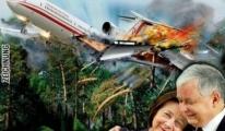 Uçak Yoğun Sisten Düştüğü Ortaya Çıktı
