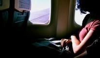 Uçaklarda Yalnız Seyahat Eden Kadınlara Özel Koltuk