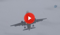 Pilotların Karla İmtihanı