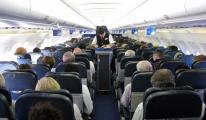 Uçakta ki yolcular gözetleniyor!