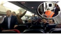 Uçakta Panik!