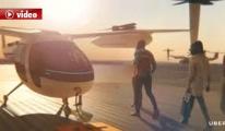 Uçan taksiler 2020'ye hazırlanıyor