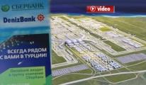 Sberbank'tan üçüncü havalimanı için 500 milyon avro kredivideo
