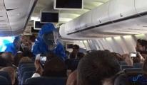 Sağlık Bakanlığı,Uçuş öncesi Ebola taraması yapılacak