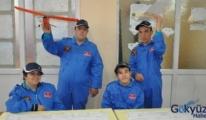 Soma Eğitim Uçuşa Hazırlanıyor