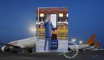 Uçuşu olan yolcular kısıtlamadan muaf olacak