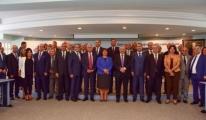 UDH Bakanı Arslan, DHMİ'ye Ziyarette Bulundu