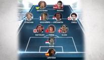 UEFA'nın En İyi 11'inde Türkiye'den de Bir İsim Var
