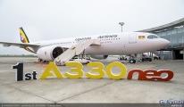 Uganda Havayolları, en yeni A330neo ile uçuyor