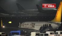 Pegasus  uçağını kaçırmak isteyen Korsanına 9 Yıl Hapis video