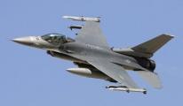 Ulusal Muhafızların F-16'sı Düştü!