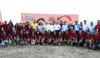 Yamaç Paraşütü Festivali Sakarya'da başladı
