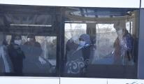 Umreden 337 kişi uçakla Konya'ya getirildi