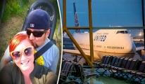 United Airlanes'ta Bu Kez Bir Çift Uçaktan İndirildi