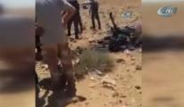 Ürdün'e Ait Drone Suriye Sınırına Düştü