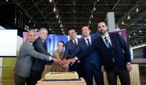Üsküp Havalimanı 2 milyonuncu yolcuyu ağırladı!