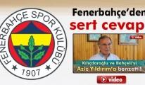 Uslu'dan Mehmet Ali Şahin'e Sert Sözler