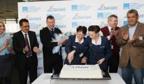 Utair, İSG'den Vladikavkaz'a Sefer Başlattı