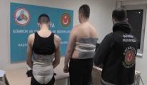 Uyuşturucu Kaçakçıları Gümrük Muhafaza'dan Kaçamadı video