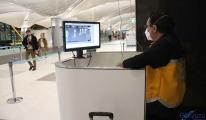 Uzak Doğu Asya yolcuları termal kamera ile kontrol edildi