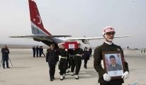 Uzman Çavuş Fatih Kara'nın cenazesi,memleketine getirildi