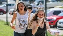 Vatandaşlar geç kalan öğrenciler için dil döktü