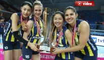 Vestel Venüs Sultanlar Ligi Şampiyonu Fenerbahçe video