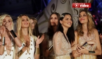 Victoria's Secret'in Melekleri Antalya'da video