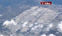 video 3. Havalimanı 28 Temmuz uçaktan görüntü!
